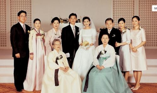 이부진 임우재 결혼사진.png