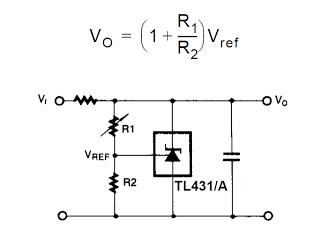 TL431 shunt regulator circuit#2.png